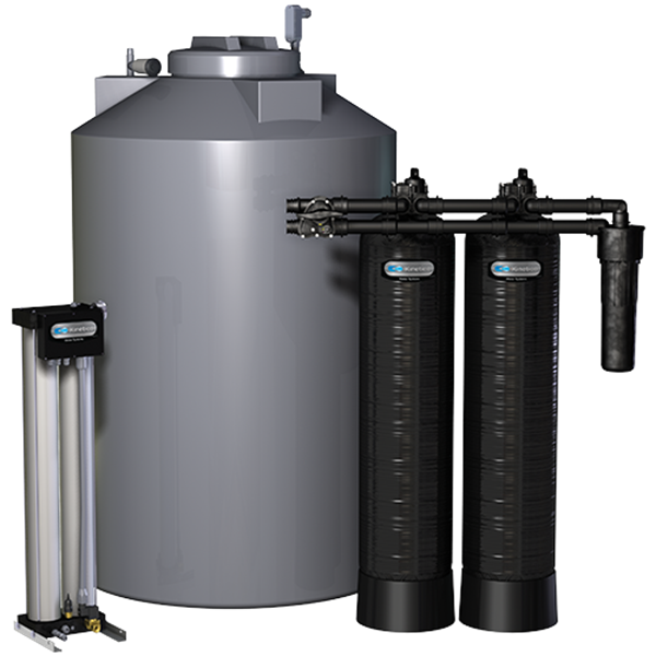 Whole House Reverse Osmosis Membrane System