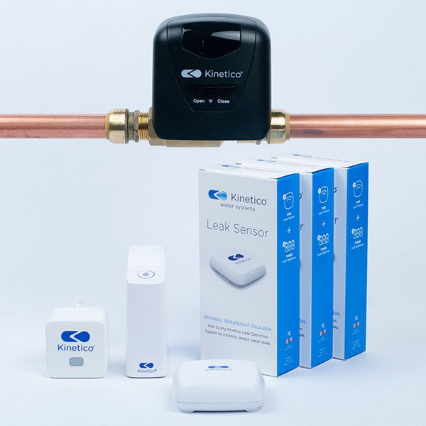 LEAK DETECTION SYSTEM